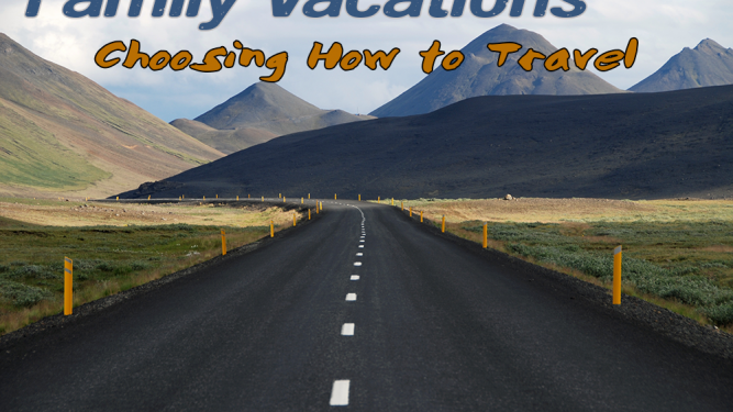 How to have a debt free family vacation