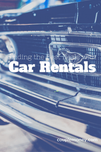 Learn how easy it is to get car rental deals with these tips and tricks. Save big on your next vacation!