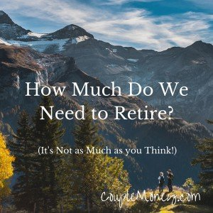 Find out how much you two need to retire. Check out this guide to get started on investing and optimize your portfolio.