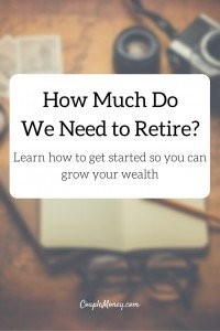 Curious to discover your retirement number? Here's a guide to help you figure what you need to retire as a couple.