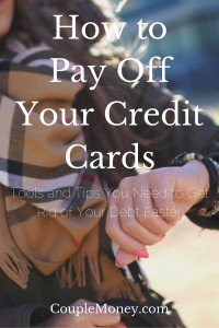 Learn how you can get rid of your credit card debt quickly.