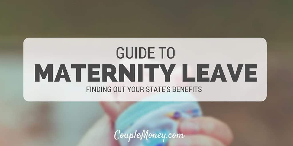 Maternity Leave Couple Money