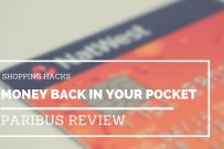 Paribus: Money Back in Your Pocket