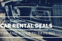Finding the Best Deals with Rental Cars