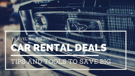 Get tips on how to find car rental deals and save big on your next road trip!