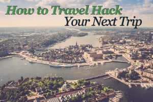 credit cards travel hacks