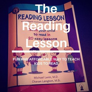 Learn how The Reading Lesson can be a fun and affordable way to teach your kids how to read.