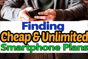 Learn how to slash your cell phones and still have an unlimited smartphone plan.