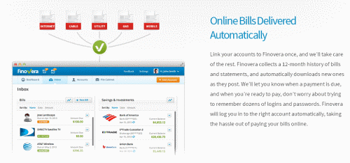 finovera bill management