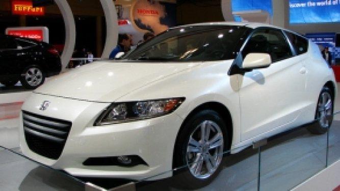 2011 honda crz white