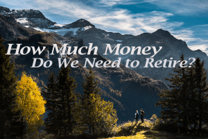 Learn how to find out how much you two need to retire.