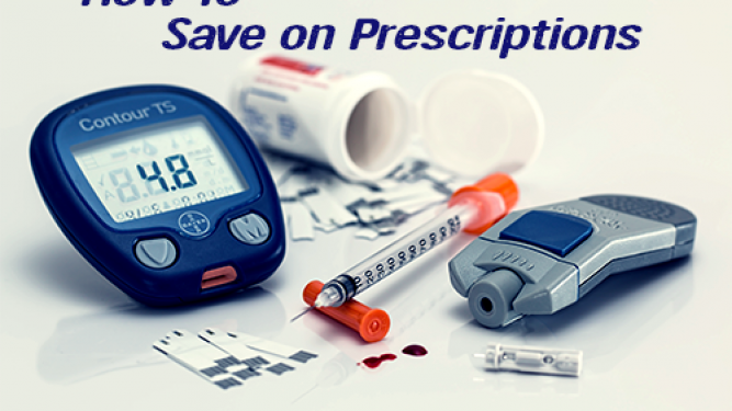 Get money saving tips on prescriptions