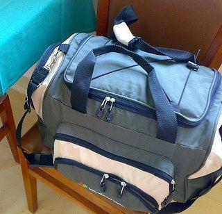 labor bag for the hospital
