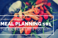 Meal Planning: Slash Your Grocery Bill and Free Up Your Nights