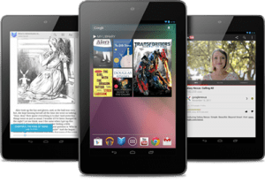 nexus 7 tablet couple money