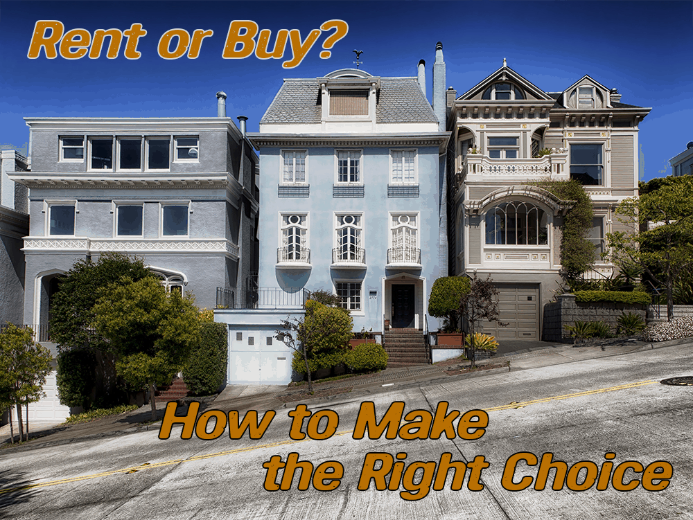 Which is better renting or buying a home