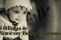 15 Ways to Save on Baby Expenses