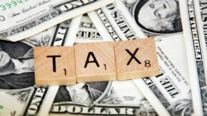average tax rebates